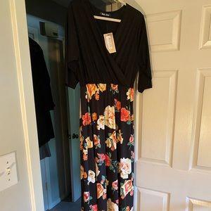 Bella Flore maxi dress 0018